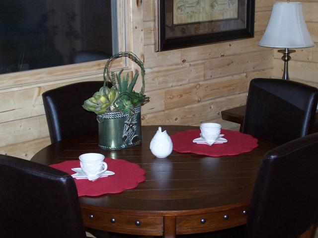 Wind Dancer Dining Area
