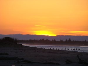 Ocean Shores has the BEST sunsets!