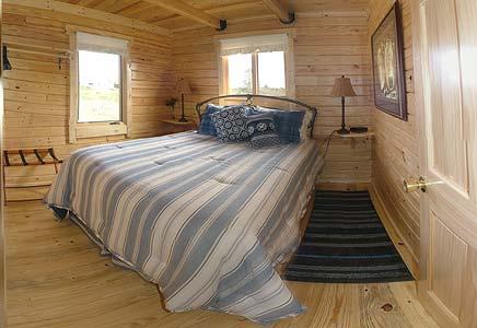 Ship's Quarters Master Bedroom